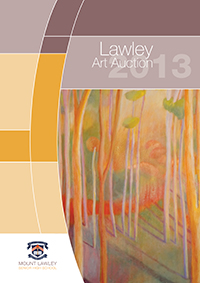 2013 MLSHS Art Auction Catalogue Thumbnail