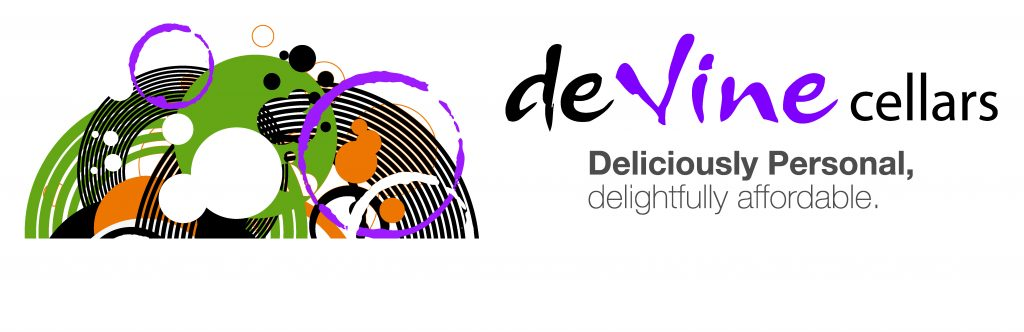 De Vine Cellars Proc Logo Circles